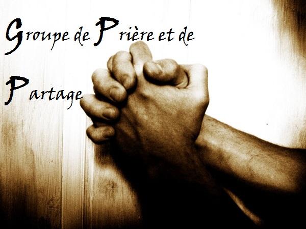 Groupe de Partage et de Prière