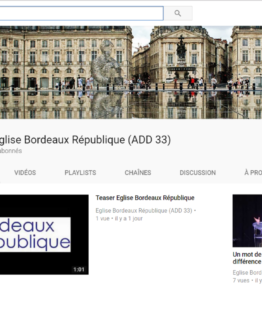 Youtube EBR